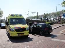Fietser gewond bij botsing met auto Oost-Souburg
