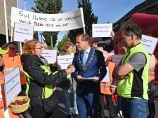 Opnieuw grote zorgen Sint Hubert over verkeer door dorp: 'Heeft provincie oog voor ons?'