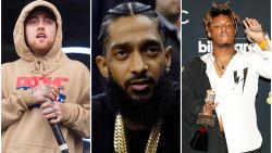 Hoe op enkele jaren tijd tientallen jonge rappers het leven lieten