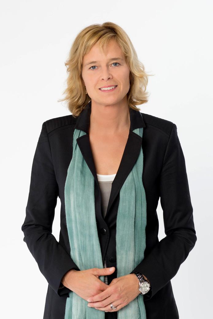 Wethouder Ingeborg ter Laak