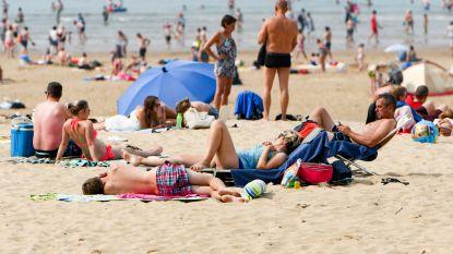Heel het weekend zomers weer: temperaturen tot 26 graden