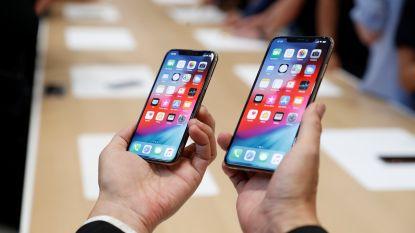 'Ontwerp antennes iPhone XS-modellen leidt tot verminderd bereik'