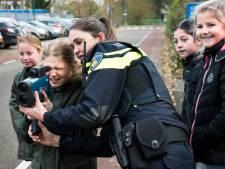 Kinderen in Maarssenbroek pakken hardrijders aan met laserguns: 'Jullie rijgedrag is erg gevaarlijk'