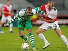 Oud FC Utrecht-spelers trekken kicksen aan voor wedstrijd tegen Focus '07