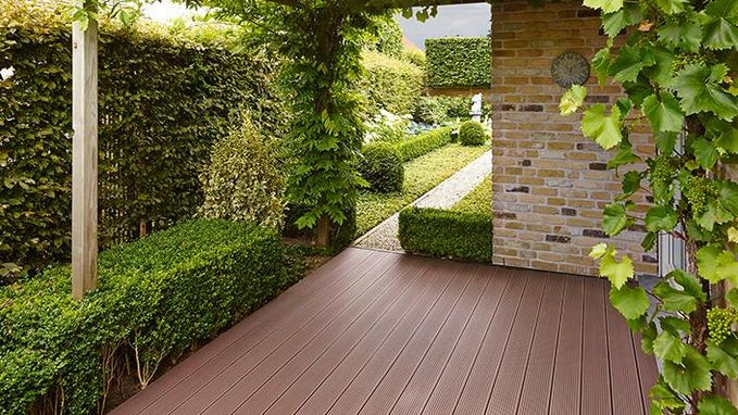 Elegante en duurzame terrasbekleding