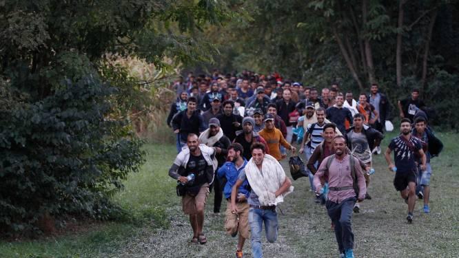 Meer migranten komen naar EU over land