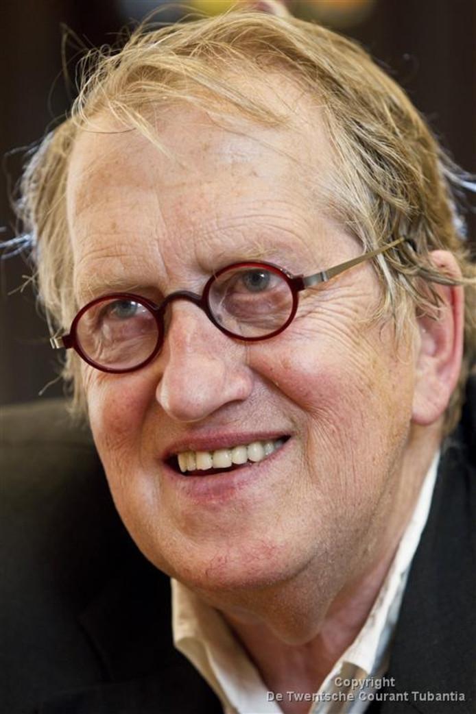 Schrijver Gerrit Komrij