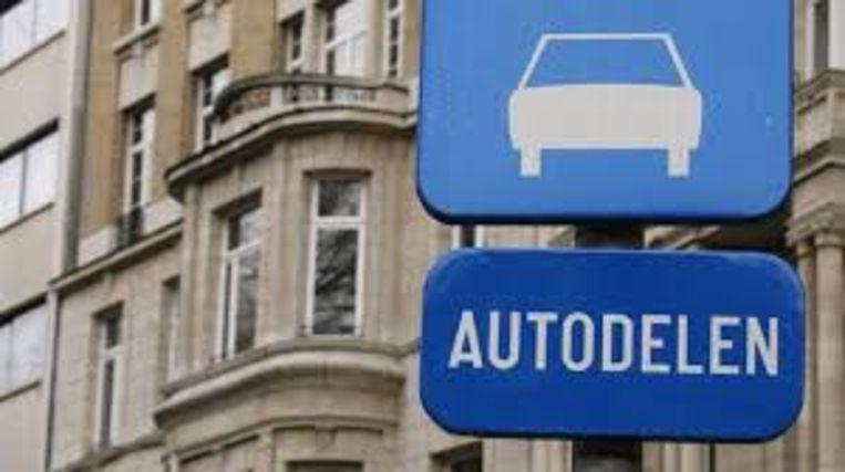 Ook in Zottegem kan je binnenkort autodelen.