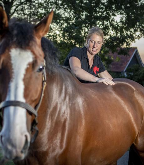 Anne Pross switcht van mens naar dier