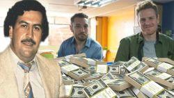 Twee ex-CIA-agenten gaan op zoek naar de miljoenen die Pablo Escobar onder de grond heeft gestopt