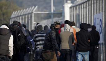 Flexkrachten beoordelen asielaanvraag Griekenland