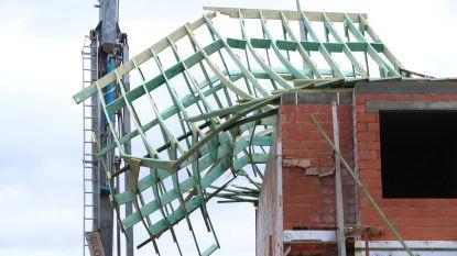 Hulpdiensten krijgen eerste schadegevallen binnen van storm Dennis