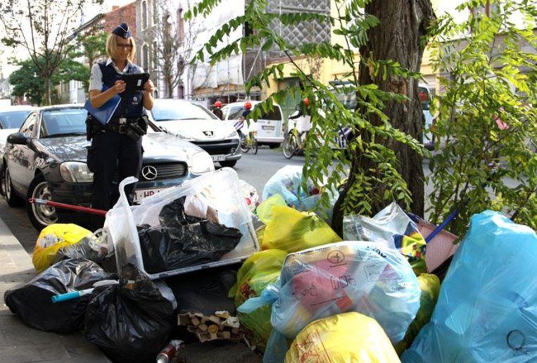 Onder andere de Gentse politie zet extra agenten in tijdens de Week van de Handhaving.