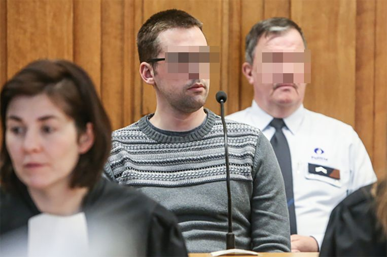 Beschuldigde Ben Wertoy.