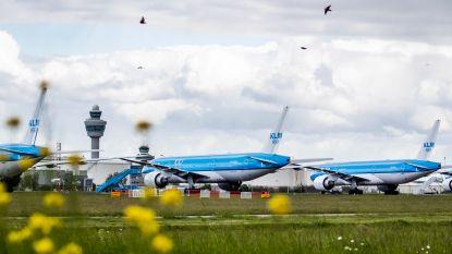 Vakbonden verwachten ontslagronde bij Nederlandse luchtvaartmaatschappij KLM