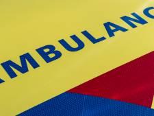 Zwaailichten van ambulance gestolen in Gouda