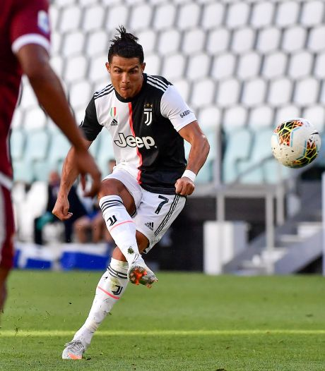 Le coup franc stratosphérique de Cristiano Ronaldo