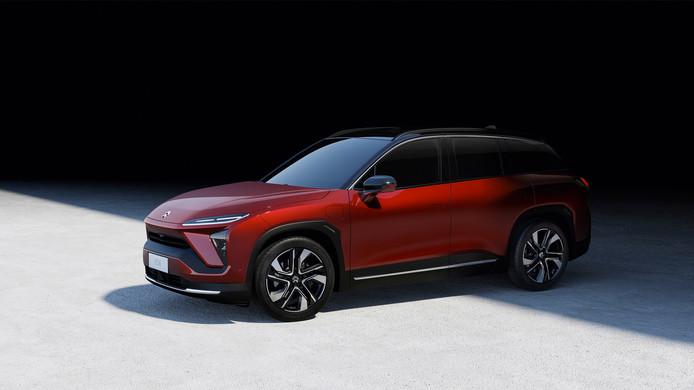 Een SUV waarmee Nio naar Europa wil komen: de ES6