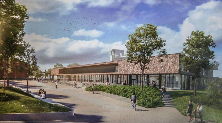 Er wordt een miljoen extra geïnvesteerd in het zwembad in Kortrijk.