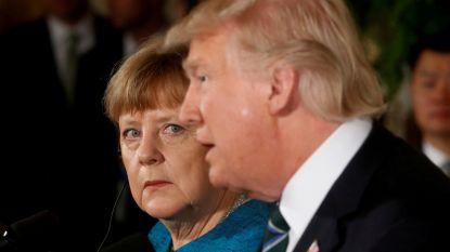 Duitsers zijn banger voor Trump dan voor terroristen