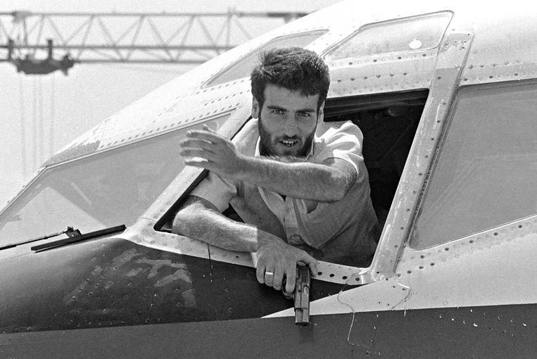 Een van de kapers maakte in 1985 vanuit de cockpit duidelijk dat de journalisten meer afstand moeten bewaren.