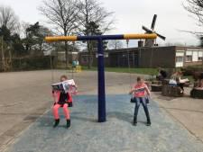 School De Rank krijgt 'groen-blauw' plein