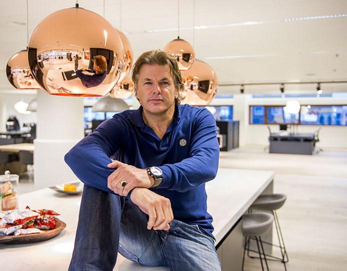 Evert Jaap Lugt: 'Je eerste miljoen, dat maakt indruk. Tegelijkertijd kon ik dat succes met weinig mensen delen.'