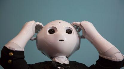 """""""Schakel me alsjeblief niet uit!"""": experiment toont dat mensen met robot meeleven"""