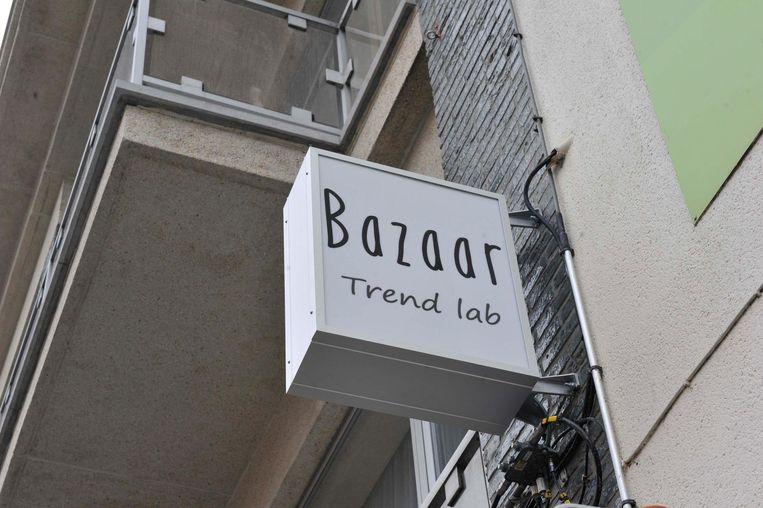 Bazaar zal zich in de Toekomsstraat in het centrum