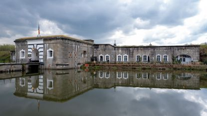 Katastroof palmt Fort Liezele in tijdens Fortrock