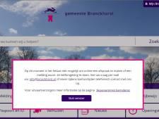 Sites Achterhoekse gemeenten blijven op slot tegen hackers