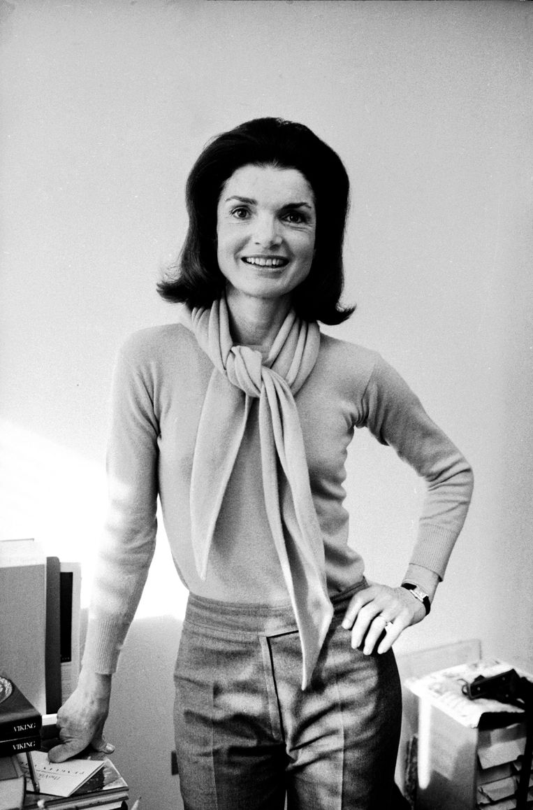Voormalig First Lady Jackie Onassis. (Photo by Alfred Eisenstaedt/The LIFE Picture Collection via Getty Images)