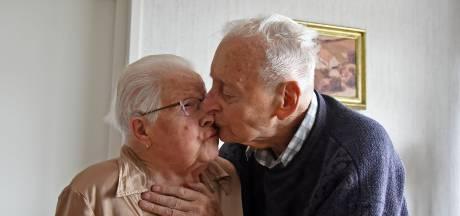 70 jaar getrouwd op Valentijnsdag: dit is het geheim van Co en Lea