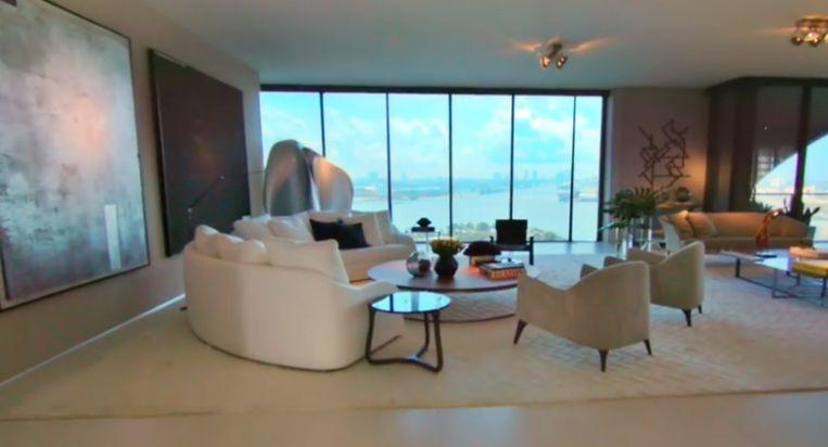 De Beckhams laten hun oog vallen op dit luxe-appartement.