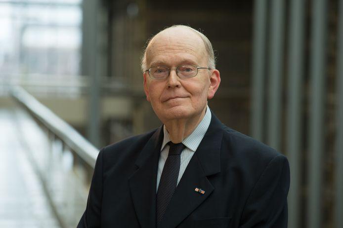 Joep Taks, 50Plus-fractievoorzitter in de Bredase gemeenteraad.