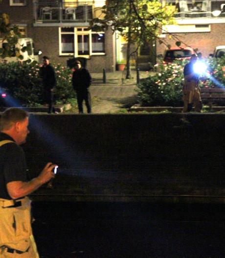 Hulpdiensten uitgerukt om verlaten fiets Noord-West Buitensingel