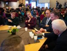 Minister Schouten tegen vissers op Urk: moeilijke dag voor visserij