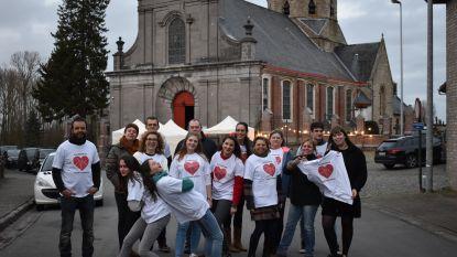Stad weigert omgevingsvergunningen voor bouwprojecten op Sint-Hubertusplein