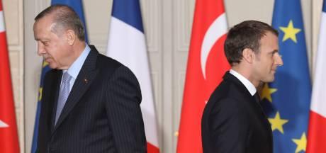 """La Turquie se dit prête à """"normaliser"""" ses rapports avec la France"""