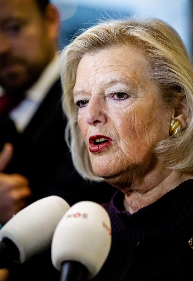 Staatssecretaris Ankie Broekers-Knol