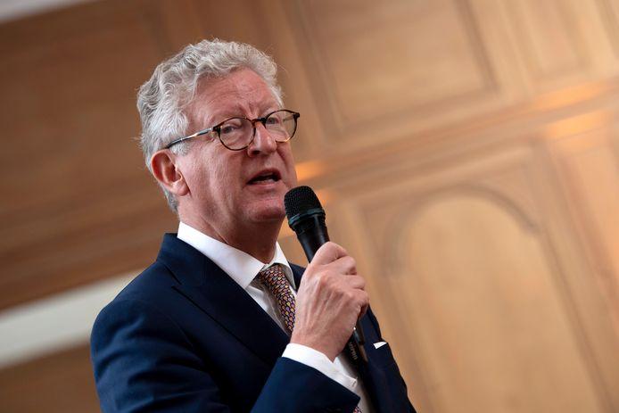 Pieter De Crem, ministre de l'Intérieur (CD&V).