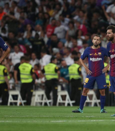 Cillessen en Barça-ploeggenoten leven mee met slachtoffers aanslag
