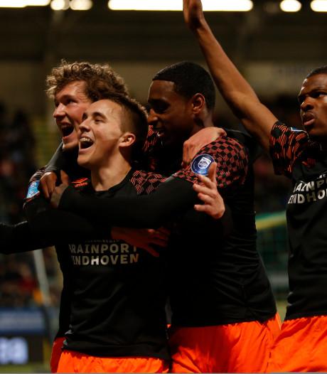 'PSV kan stiekem weer een beetje naar boven kijken'