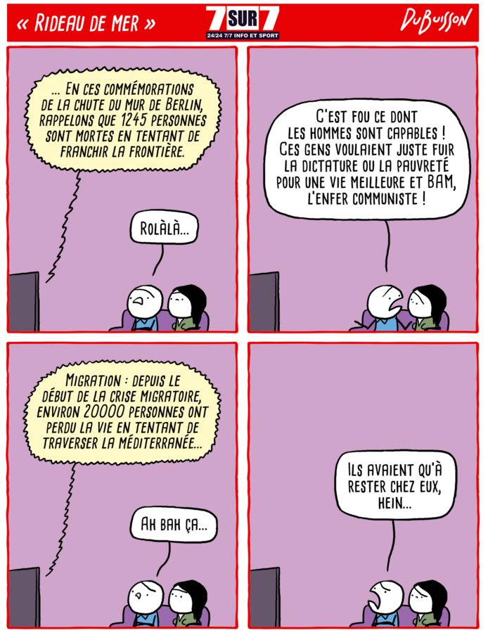 """Rideau de mer"""