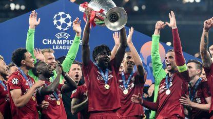 Origi helpt Liverpool aan zesde Champions League in zwakke finale