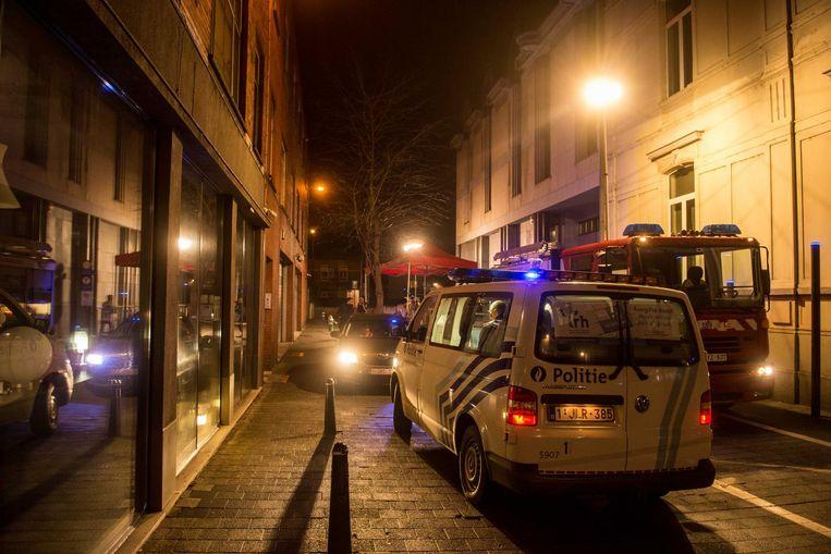 Woensdag werd er aan de Bampslaan iemand neergestoken. Vermoedelijk gaat het om een afrekening.