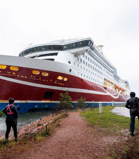 Un ferry s'échoue dans la Baltique avec 430 personnes à bord