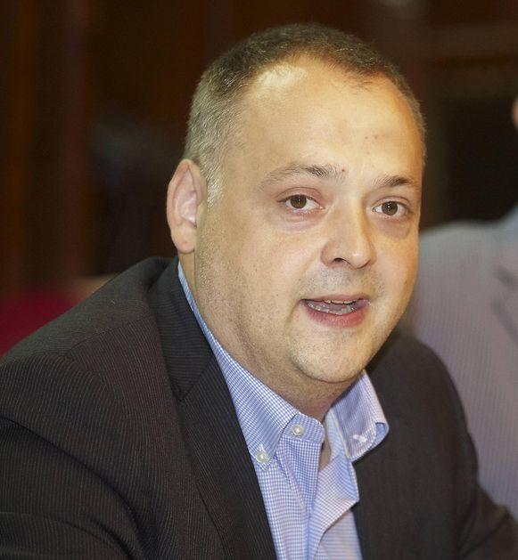 Antwerps OCMW-voorzitter Fons Duchateau (N-VA).