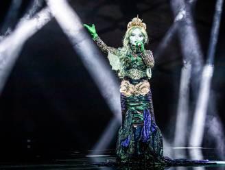 PREVIEW. Zeemeermin maakt er een knallend feestje van in 'The Masked Singer'