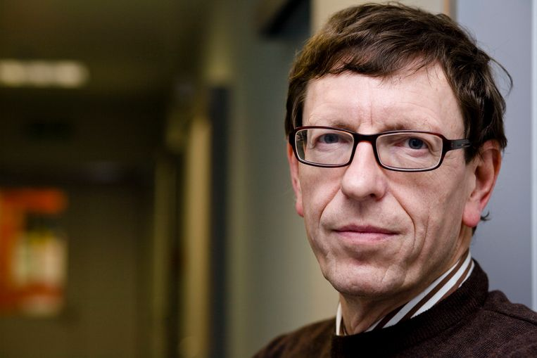 Viroloog Claude Muller  Beeld LIH